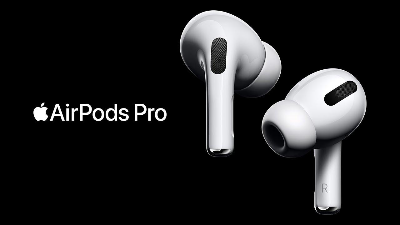Презентация Apple AirPods Pro состоялась!